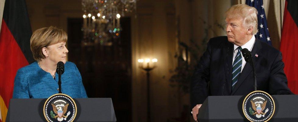 G7, Taormina, Trump