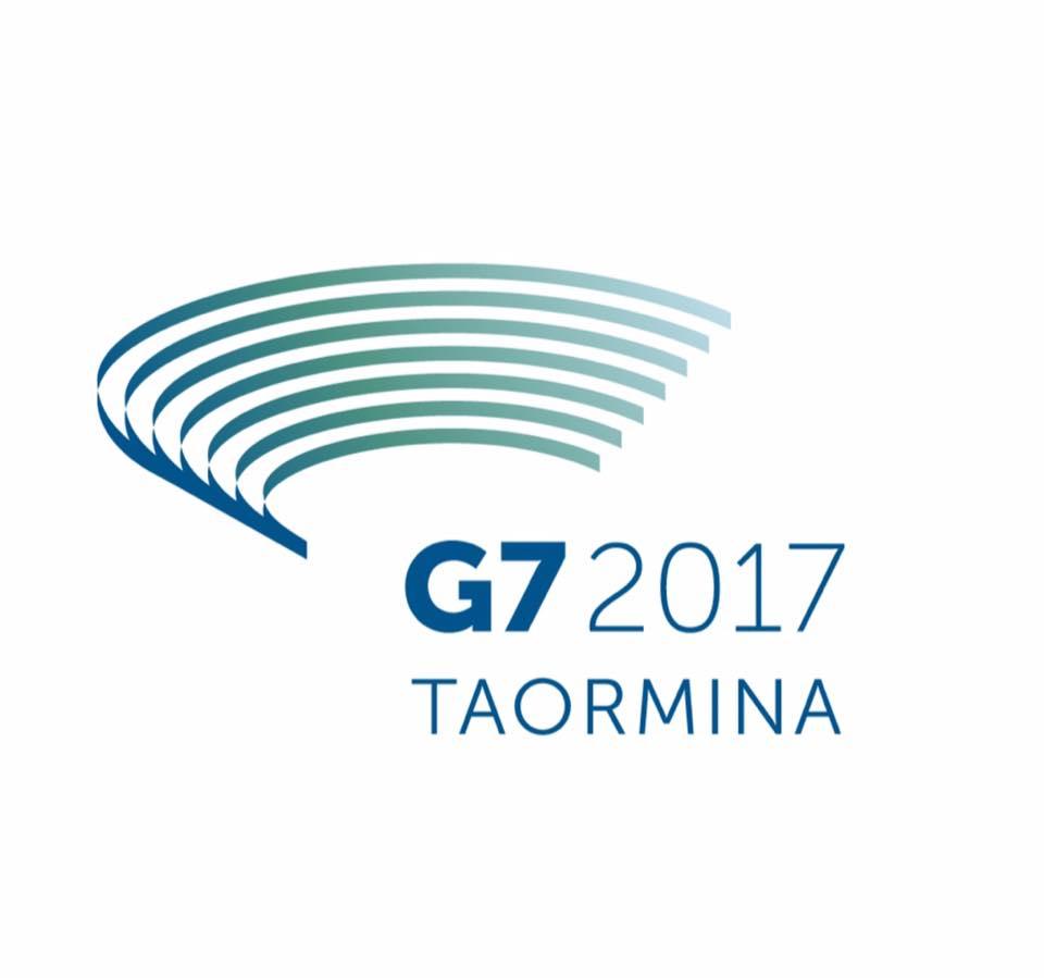 G7_Taormina_logo, G7, Taormina